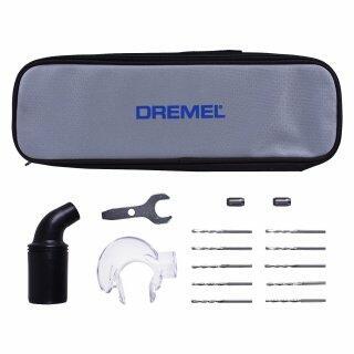 Serra de Broca Kit 01 Drywall e Madeira 9050 Dremel - 220 V