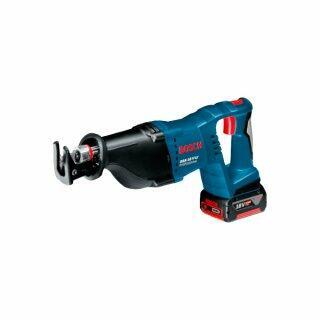 Serra Sabre Gsa18V-LI + Plaina Gho18V-Li + Carregador de Bateria Com 2 Baterias 18V + Bolsa Para Ferramentas Bosch