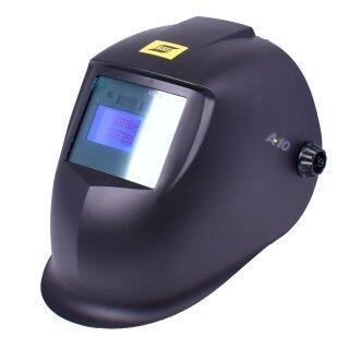 Solda Inversora 130A + Máscara de Solda +Luva Heavy Duty + Eletrodo 2,5mm Esab - 127V