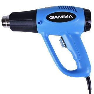 Soprador Térmico 1500W Com Acessórios G1935/BR1 Gamma – 127V