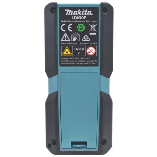 Trena Laser Digital 0,2-30 Metros Ld030p Makita