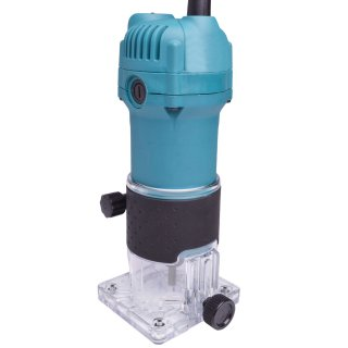 Tupia Manual 530W Com Base Articulada 3709 Makita - 220V