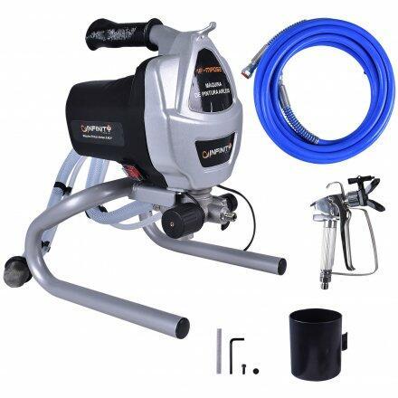 Máquina para Pintura Airless 0,6 CV Infinity Tools – 220 V
