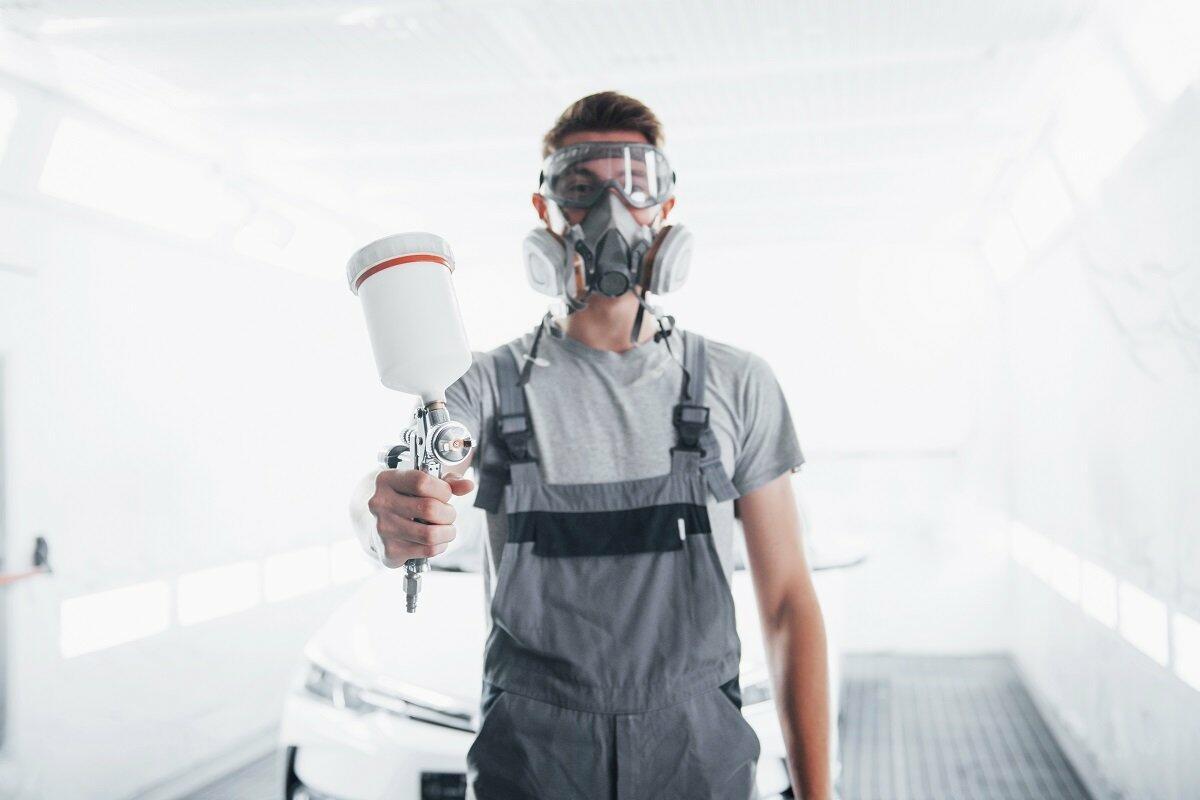 Aerógrafo: saiba mais sobre a ferramenta de pintura