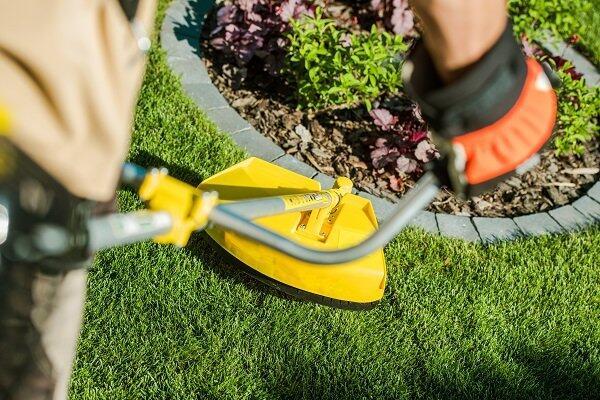 Aparador de grama, roçadeira, cortador: o que é melhor para o seu jardim?