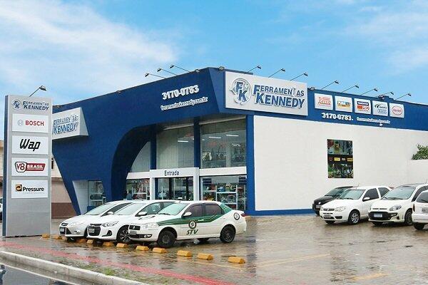 Ferramentas Kennedy inaugura nova loja em Itajaí!