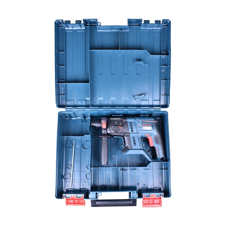 2 Marteletes Perfurador Sds  Gbh180-Li + Carregador com 2 Baterias 18V + Bolsa Para Ferramentas Bosch