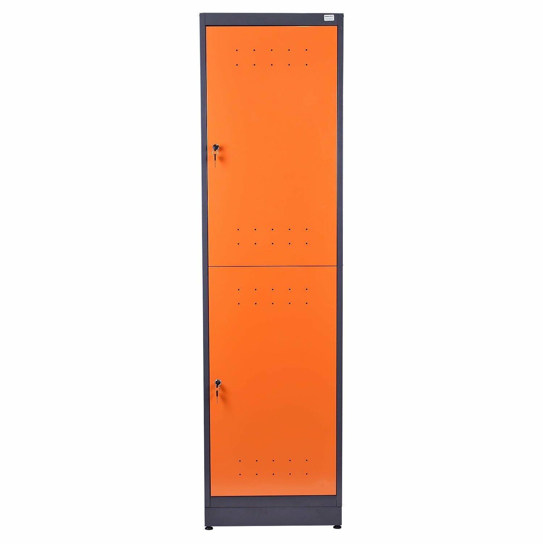 Armário Vestiário Nr 24 2 Portas Basic Biccaplast 2146 Presto