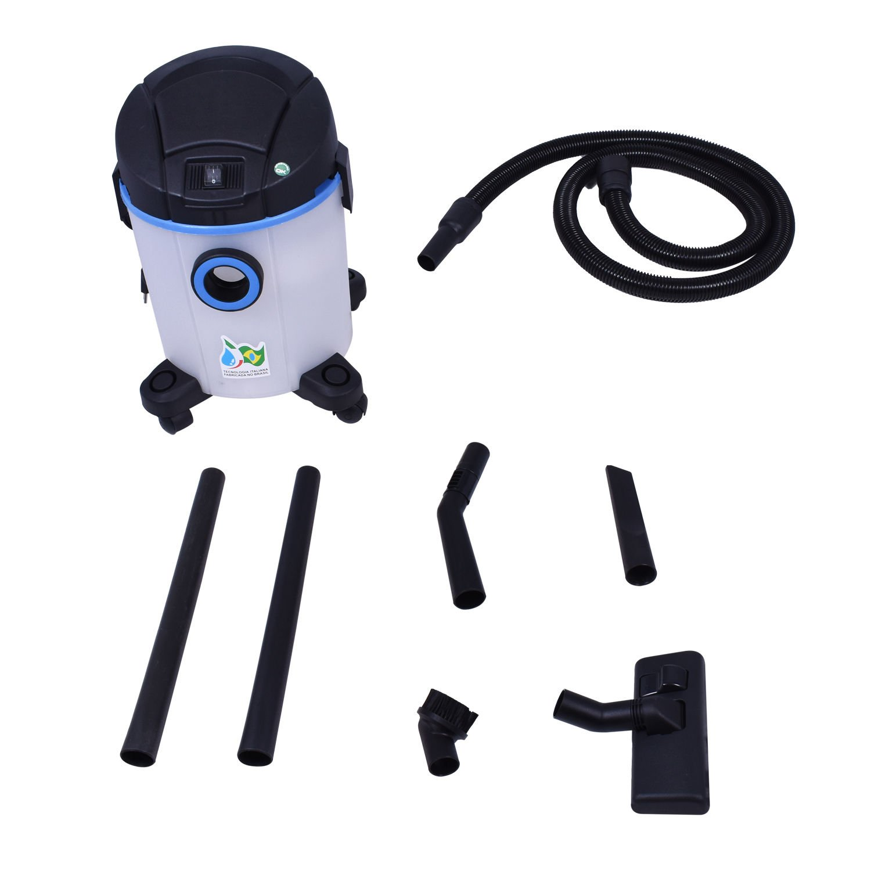 Aspirador De Pó E Líquido 1500W 21L H2O Ciclone Lavor – 127V