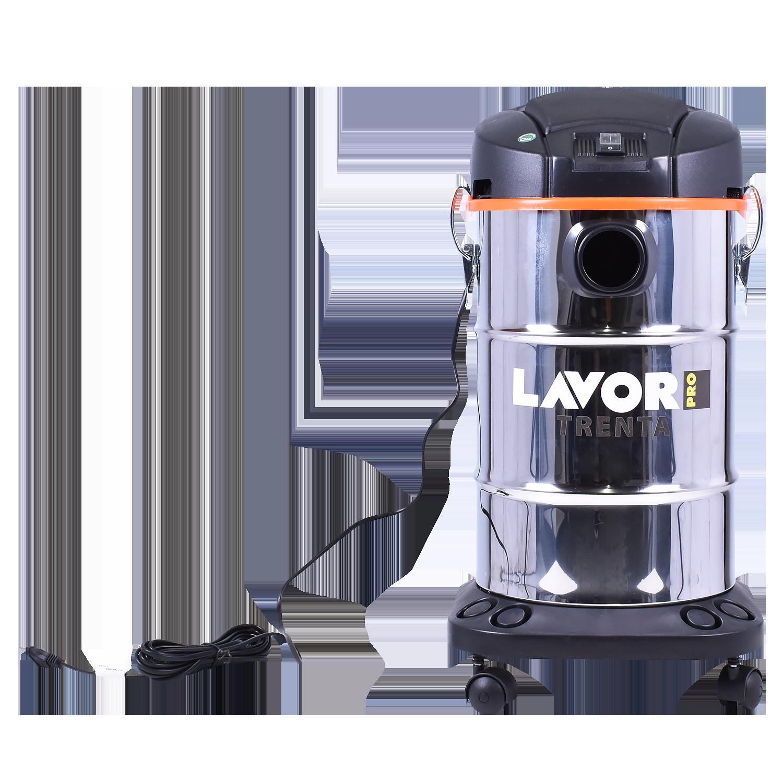 Aspirador de Pó e Líquidos 30L 1400W Tentra Lavor – 127V