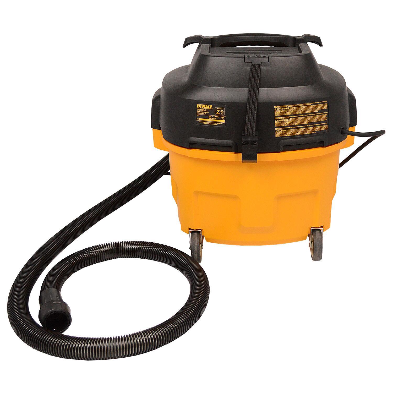 Aspirador Industrial Água/Pó 30Lts 1400W Dwv009 Dewalt-220V