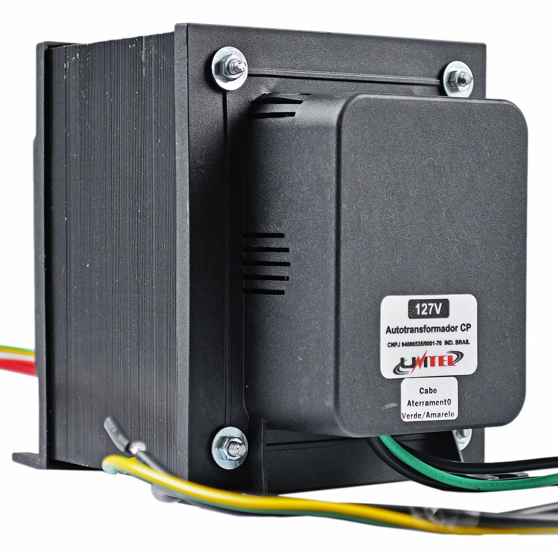 Autotransformador 5000VA Série CP Unitel - Bivolt