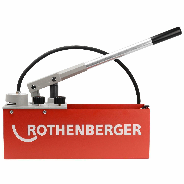 Bomba de Teste Hidrostático Rp 50 S Rothenberger - 0 A 60Bar