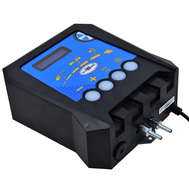 Calibrador de Pneus Parede 5 a 145PSI SCH145 Airmax Schweers