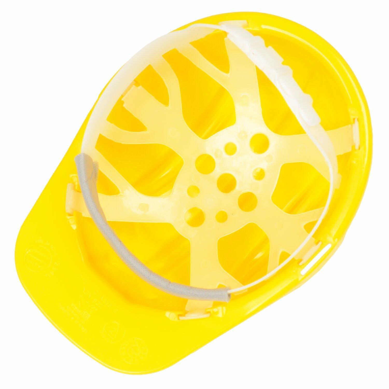 Capacete De Segurança Amarelo Tipo II Classe B Ppc01 Proteplus