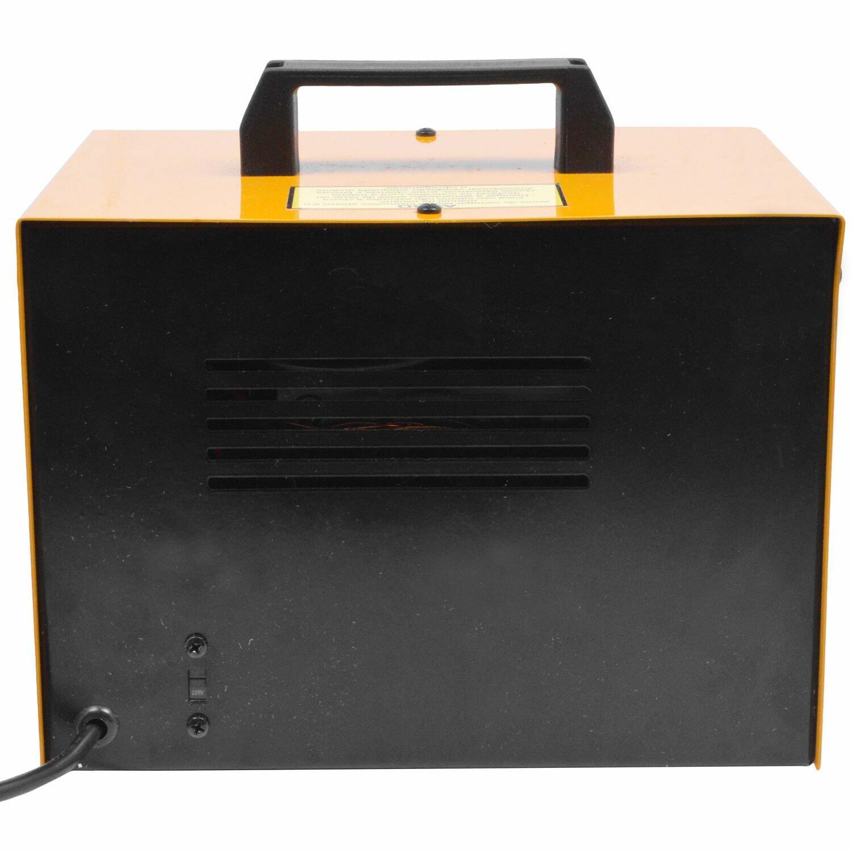 Carregador de Bateria de Carro 50A CHARGER 500 BOX V8 BRASIL