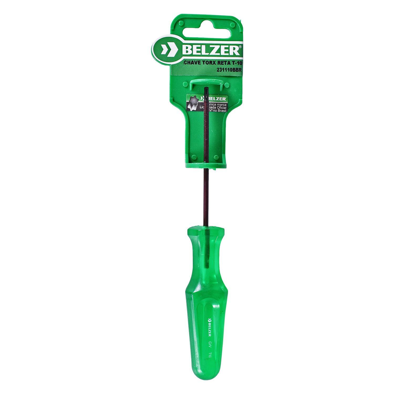 Chave de Fenda Torx T10 231110Bbr Belzer