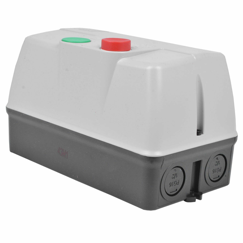 Chave De Proteção De Partida 5cv 220 Volts Trifásica Pdw04-5v25