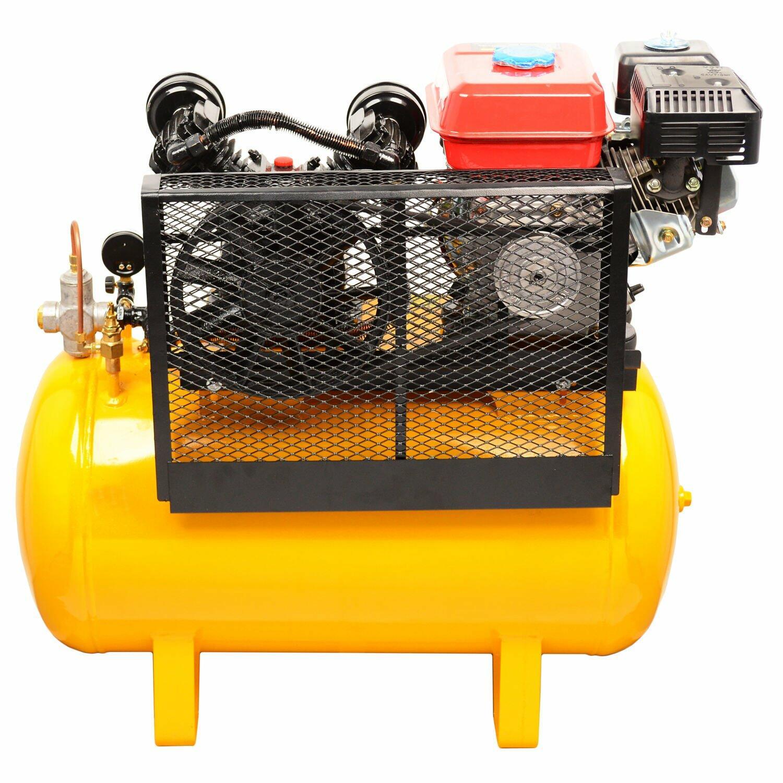 Compressor de Ar 10 Pés a Gasolina CMV10 PL/100G Motomil