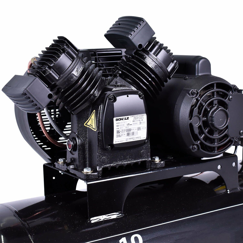 Compressor De Ar 100L 10PCM CSV10/100 Pratic Air Schulz 127V