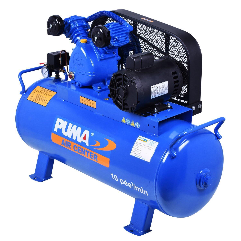Compressor de Ar 100L 10PCM PBA20100HM Puma 127/220V Mono.