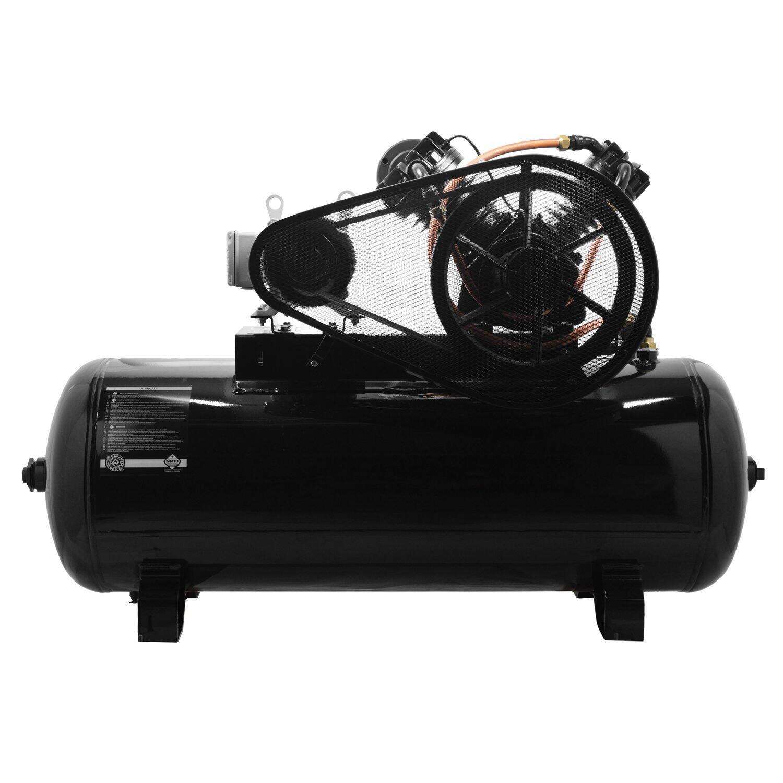 Compressor De Ar 30 Pés 250 Litros Pressure Ônix 30/250 V - 220/380V Trifásico