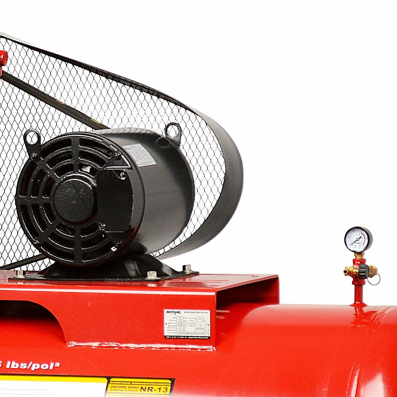 Compressor De Ar 40 Pés 425 Litros Motomil MAW40/425 - 220/380V Trifásica