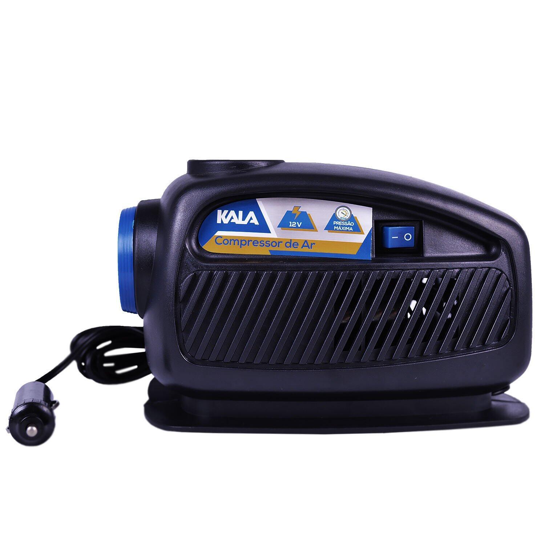 Compressor de Ar Com Lanterna 35W Kala