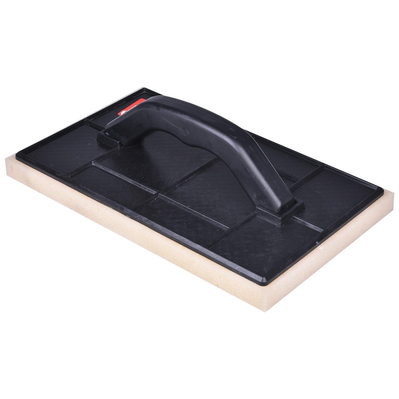 Desempenadeira plástica com espuma 180 mm x 290 mm NOVE54