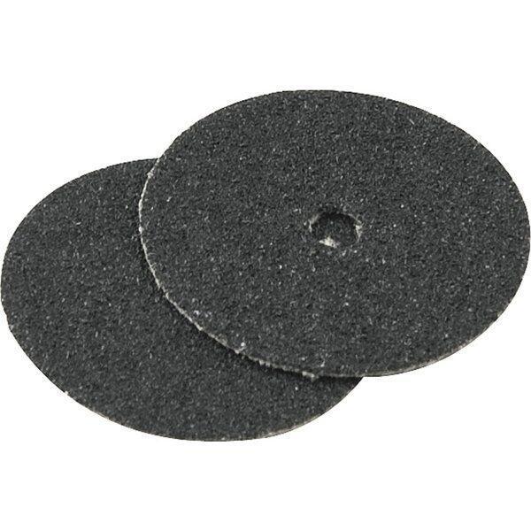 Disco De Lixa Para Micro Retífica 20,5mm G220 10 Peças Vonder