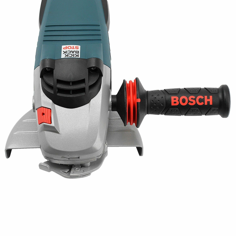 "Esmerilhadeira Angular 2400W Disco 7"" Gws24-180Lvi Bosch - 220V"