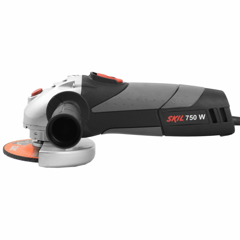 "Esmerilhadeira Angular 4.1/2"" 700W modelo 9004 Skil - 220 V"