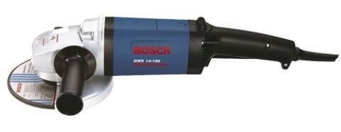 """Esmerilhadeira Angular 7"""" 1400 Watts 110 Volts GWS14-180 Bosch"""