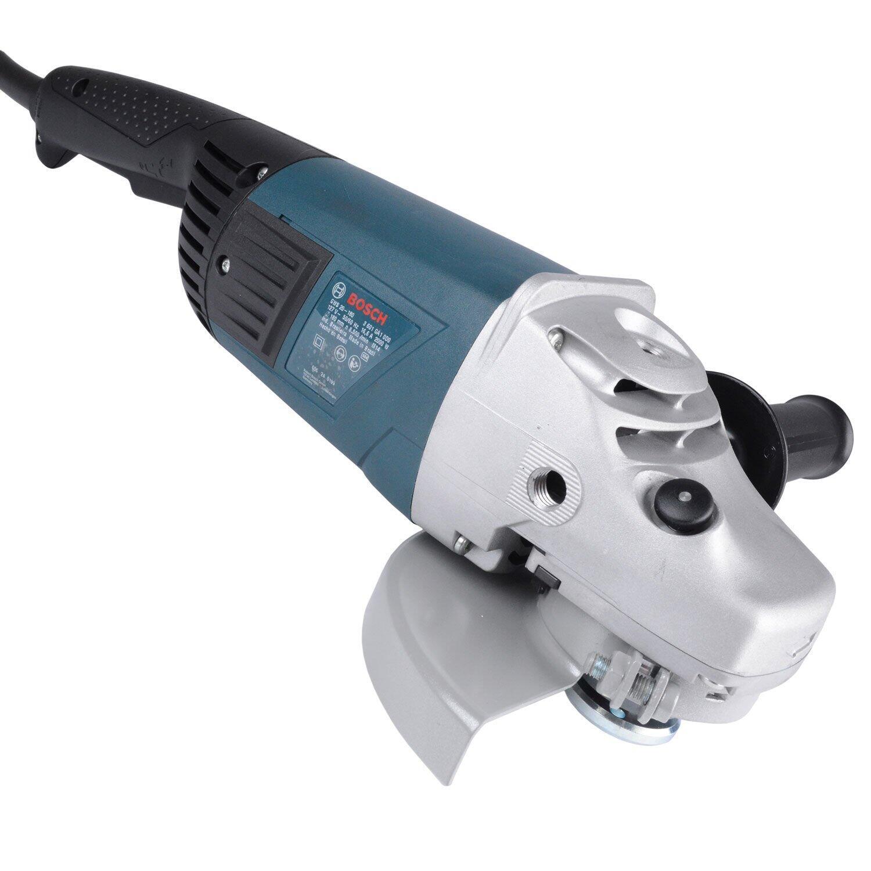 """Esmerilhadeira Angular 7"""" 2000W GWS20-180 Bosch"""