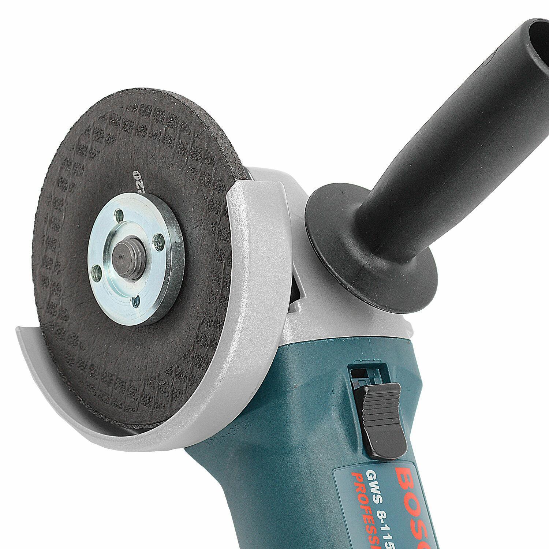 Esmerilhadeira Angular 850W Disco 115mm GWS8-115 Bosch - 220V