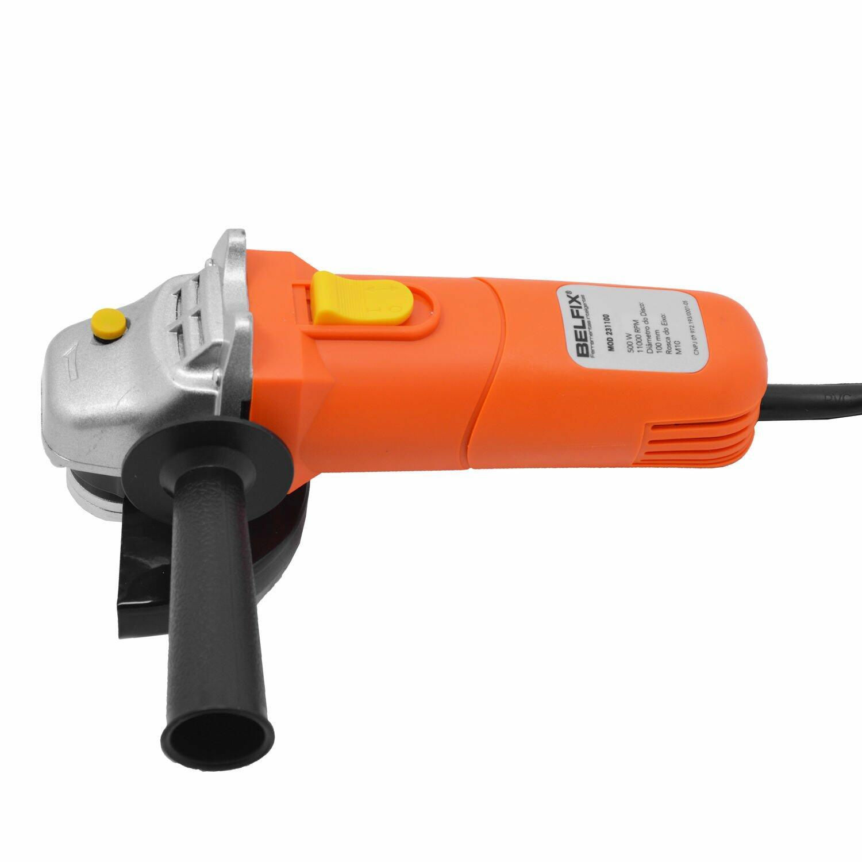 Esmerilhadeira Elétrica Angular 500W 231100 Belfix - 127V