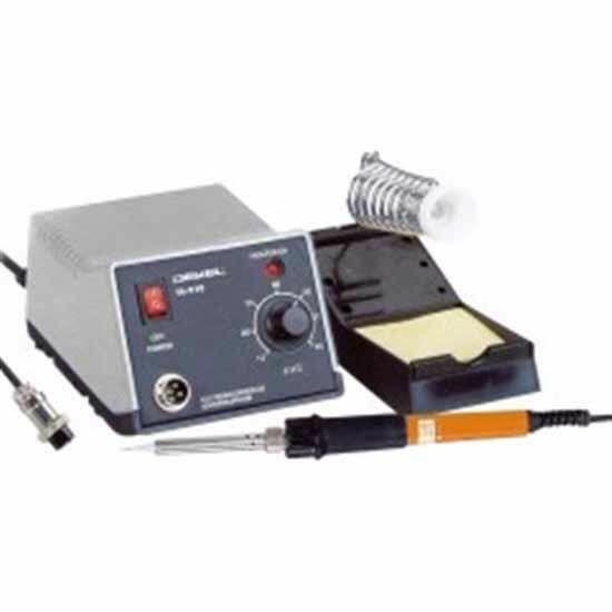 Estação de solda estanho analógica 150º a 450ºC 48watts 110v dk910 dekel