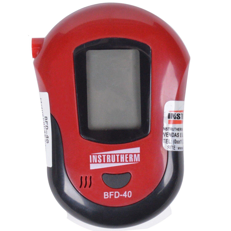 Etilômetro (Bafômetro) Digital Bfd40 Instrutherm | Ferramentas Kennedy