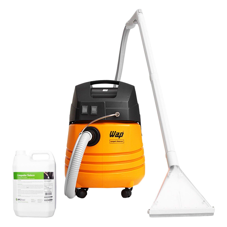 Extratora Profissional 1600W Wap + Detergente 5 Litros -220V