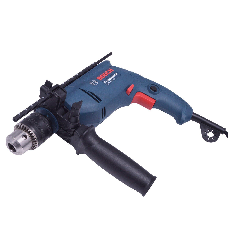 Furadeira de Impacto + Kit X-Line 34 Peças GSB 550 RE Bosch - 127V