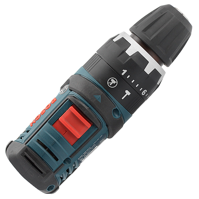 """Furadeira e Parafusadeira 1/2"""" a Bateria GSB18V-LI Bosch - 220V"""