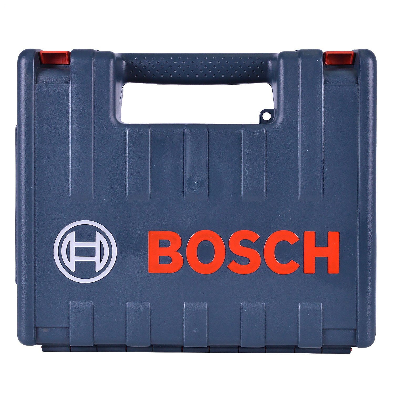 "Furadeira Impacto 1/2"" Maleta GSB13RE Bosch + JG Brocas 127V"