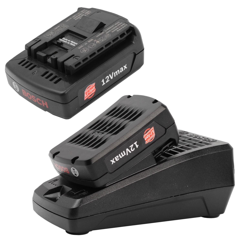 "Furadeira/Parafusadeira 3/8"" 12V A Bateria GSR1200-LI Bosch - 220V"