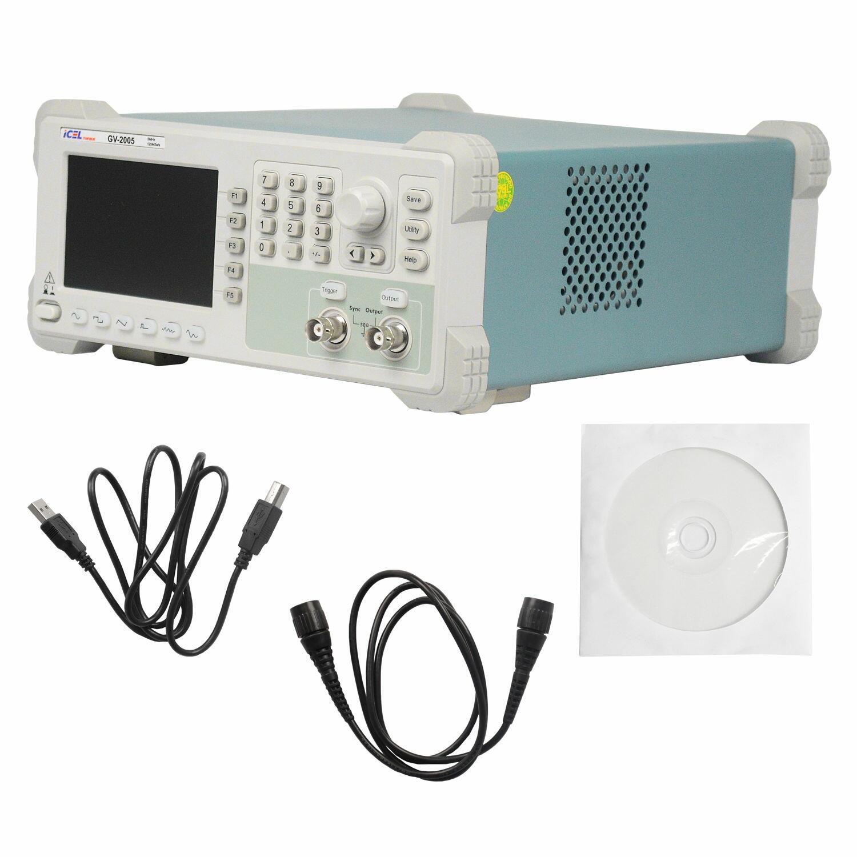 Gerador De Funções 5Mhz Gv-2005 - Bivolt