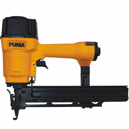 Grampeador Pneumático AT-3050 BA Puma - Comprimento Do Grampo De 19 a 50mm