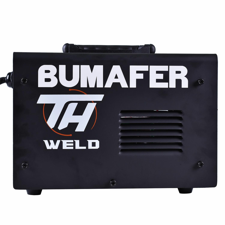 Inversora de Solda Bumafer com Máscara de Solda German tools