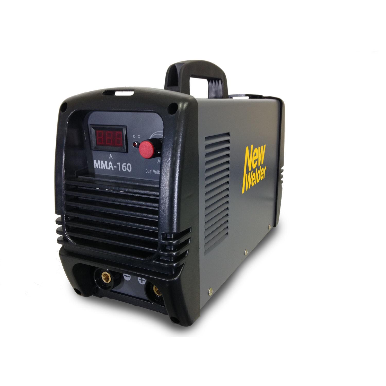 Inversora De Solda Eletrodo 160A N160 New Welder - Bivolt Automático