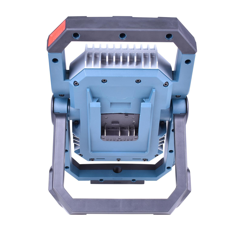 Lanterna Gho18V-Li + Martelete Perfurador Sds Gbh180-Li+ Carregador com 2 Baterias 18V + Bolsa Para Ferramentas Bosch