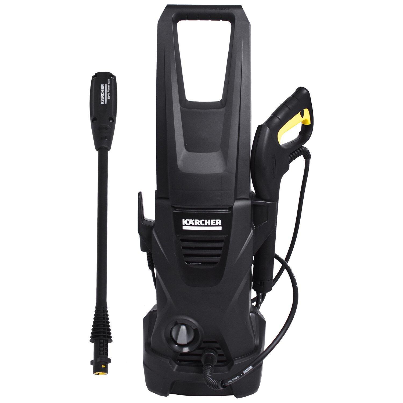 Lavadora Alta Pressão K2 Portable Black 1200W Karcher - 220V