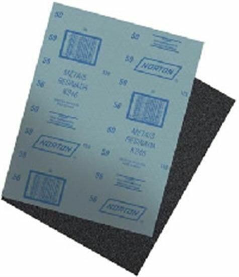 lixa folha ferro G40 K-246 norton